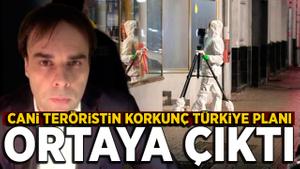 Almanya'daki cani terörist Türkiye'yi de kara listeye almış