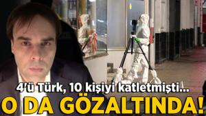 4'ü Türk 10 kişinin öldürüldüğü katliamda flaş gelişme