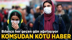 İran'da koronavirüs paniği büyüyor! Ölenlerin sayısı 12'ye yükseldi