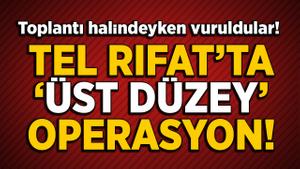 Tel Rıfat'ta 6 PKK/YPG'li terörist etkisiz hale getirildi