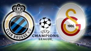Galatasaray Club Brugge'le puanları paylaştı