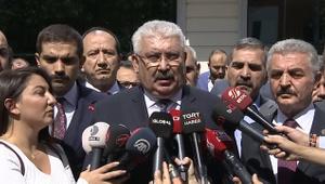 MHP'den Bahçeli'nin sağlık durumuyla ilgili açıklama