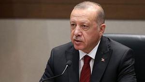 Erdoğan: Teröristler güvenli bölgeden çekilsin harekat biter