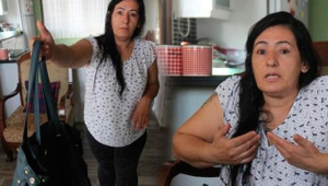 Şiddet gördüğü eşine çanta fırlatan kadın cezaevine girdi