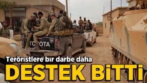 YPG/PKK terör örgütüne bir darbe daha! Desteklerini çektiler