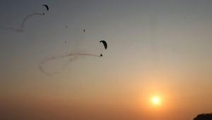 20. Ölüdeniz Hava Oyunları Festivali heyecanı devam ediyor
