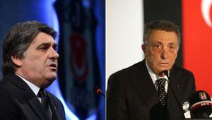 Beşiktaş'ta 2 başkan adayı yönetim kurulu listesini tanıttı