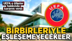 UEFA: Kosova ve Rus takımları birbirleriyle eşleşemeyecek
