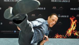 Jean Claude Van Damme'nin işte son hali..