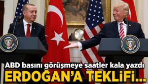 Washington Post: Trump'dan Erdoğan'a 100 milyar dolarlık teklif...