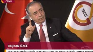 Mustafa Cengiz'in katıldığı canlı yayında skandal!