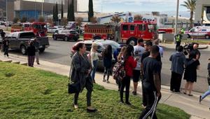 ABD'de okula silahlı saldırı: Yaralılar var