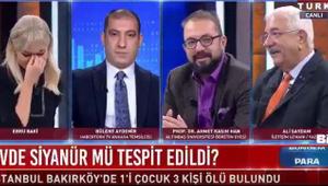 'Ahmet kaşınma!'