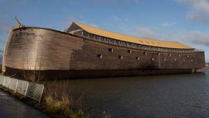 Kutsal kitaplara konu olan efsane Nuh'un Gemisi gerçek oldu!