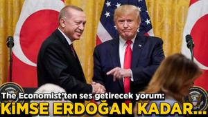 The Economist'ten ses getirecek yorum: Hiç kimse Erdoğan kadar...