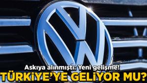 Karar ertelenmişti: Volkswagen ile görüşmeler sürüyor
