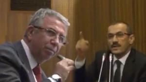 AK Partili  üyenin Mansur Yavaş'a söylediği söz ortalığı karıştırdı