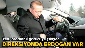 Yerli oto görücüye çıkıyor! Direksiyonda Erdoğan olacak