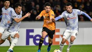 Beşiktaş, İngiltere'de farklı yenildi! 10 dakikada 4 gol...