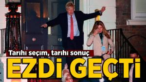İngiltere seçimini yaptı: Osmanlı torunu tek başına iktidar!