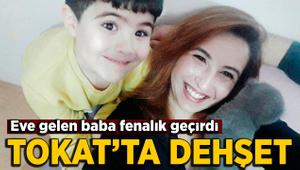 Tokat'ta dehşet! Önce oğlunu sonra kendini öldürdü
