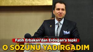 Fatih Erbakan: 16 Ocak büyük tesadüf