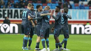 Trabzonspor Kasımpaşa'yı gole boğdu