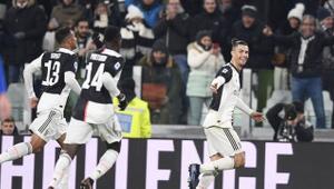 Ronaldo attı, Juventus kazandı