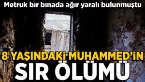 Diyarbakır'da metruk evde yaralı bulunan çocuk öldü