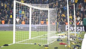 Fenerbahçe taraftarından destek: Elazığ üşüme, Fenerbahçe seninle