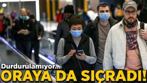 Durdurulamıyor! Koronavirüs bir ülkeye daha sıçradı