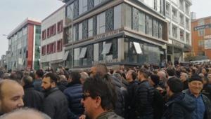 AK Parti'ye kalesinde büyük protesto