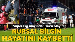 Maçta kalp krizi geçiren Kasımpaşa yöneticisi Bilgin hayatını kaybetti