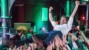 Almanya'da 'Yeşiller'den büyük zafer