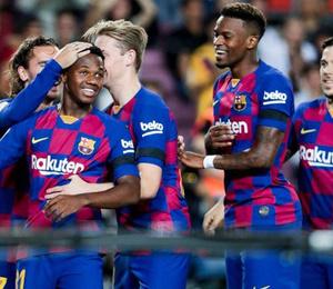 Barcelona, farklı kazandı, Atletico Madrid ilk yenilgisini aldı