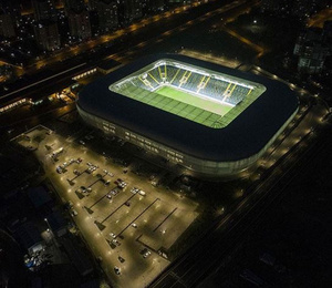 Eryaman Stadı Gençlerbirliği ve Ankaragücü'ne tahsis edildi