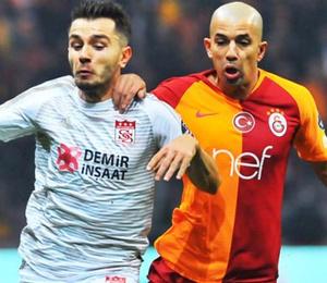 Galatasaray - Sivasspor! Muhtemel 11'ler