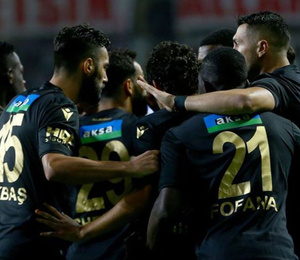 Yeni Malatyaspor, Konya'da kazandı