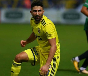 Fenerbahçe'de Hasan Ali Kaldırım sevinci!