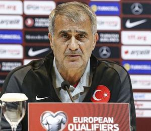 """""""EURO 2020'ye gitmeyi garantilemek istiyoruz"""""""