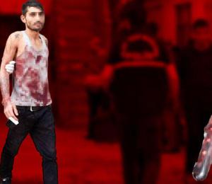 Antalya'da döner bıçaklı dehşet!