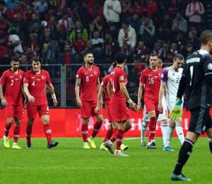 A Milli Futbol Takımı 5 maçta kalesini gole kapattı