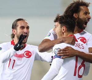 İşte Türkiye'nin grubunda oluşan puan durumu