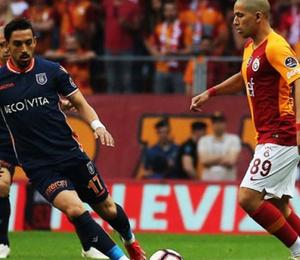 Galatasaray ve Başakşehir karşı karşıya! Muhtemel 11'ler