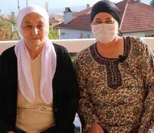 Kızına 74 yaşında ikinci kez hayat verdi