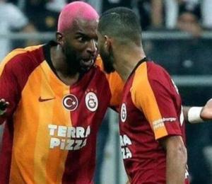 Galatasaray karıştı! Şoke eden kavga