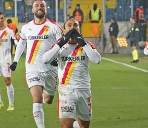 Göztepe başkentte 3 golle kazandı