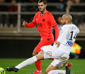 8 gollü maçta PSG'ye 90+1 sürprizi