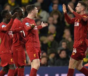 Liverpool durdurulamıyor! Seri 17 maça çıktı