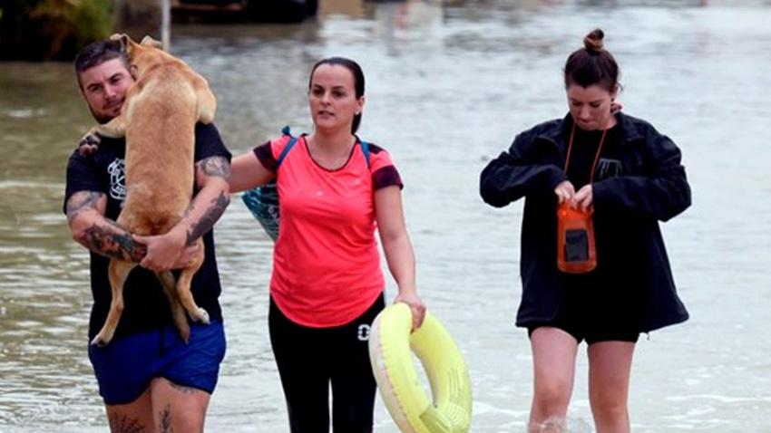 İspanya'da şiddetli yağış 3 günde 6 can aldı